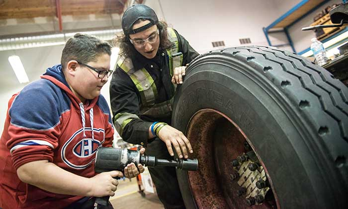 Regional High School Trades Skills Competition