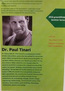 Paul Tinari
