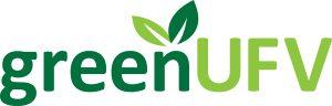 Green UFV logo