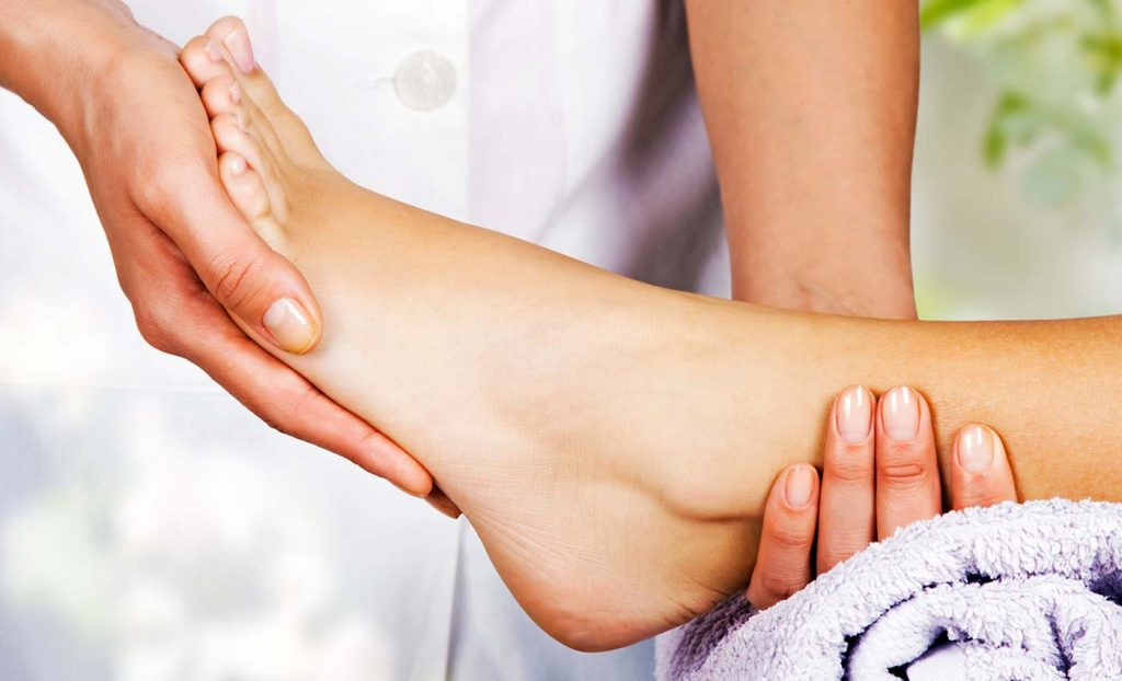 UFV Continuing Education's Nursing Foot Care