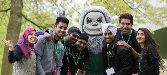 Attend the UFV Student Life and International Volunteer Fair