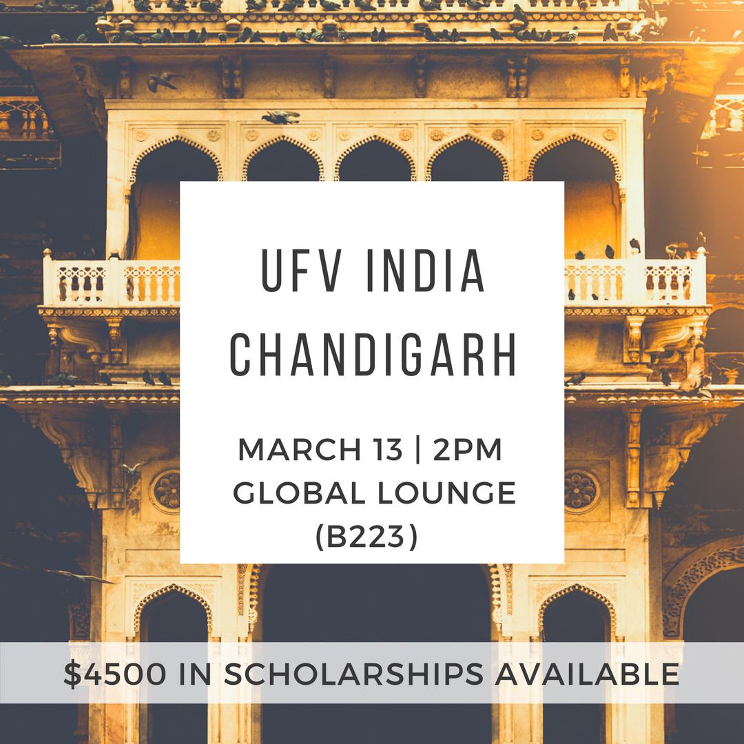 Study abroad ufv library