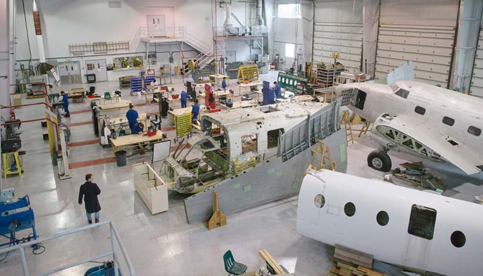 UFV Aerospace Open House