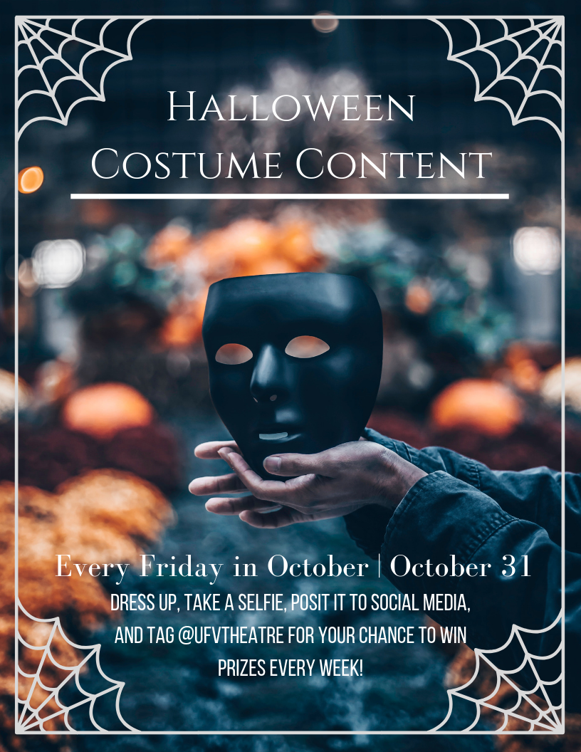 halloween costume contest › ufv events