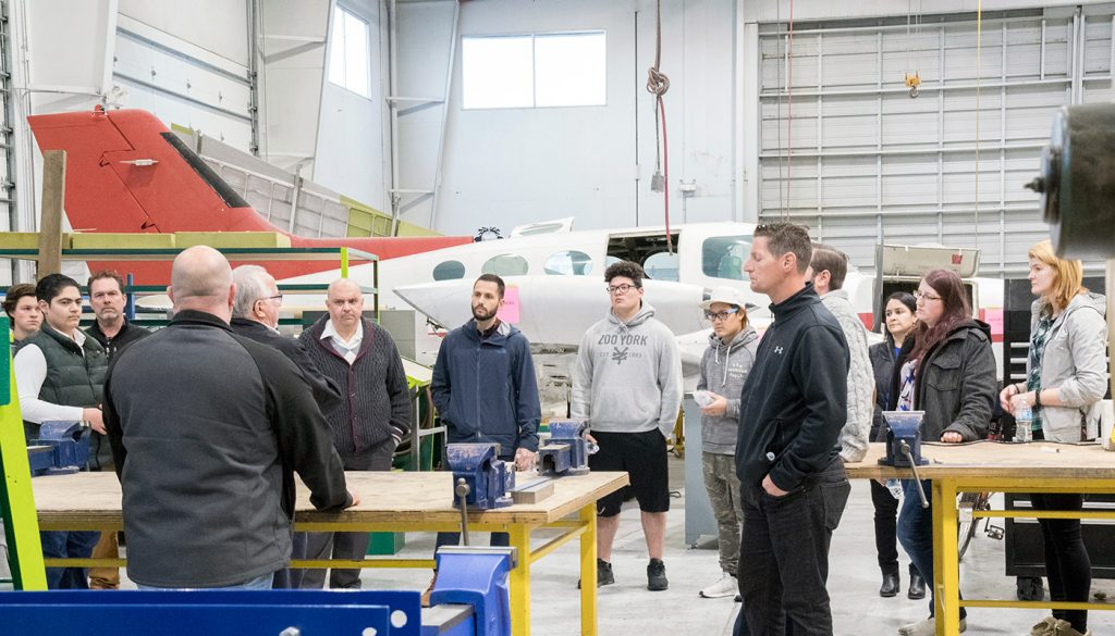 Aircraft Structures info session